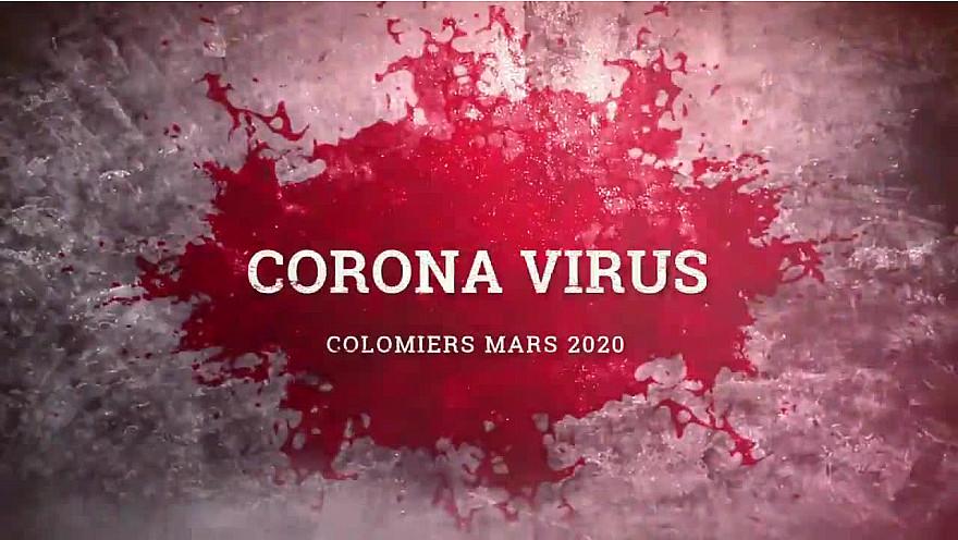 Colomiers confinement  #santé # pandémie #alerte #tvlocale,fr  covid19@smartrezo.com